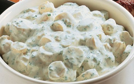 kold kartoffelsalat karoline